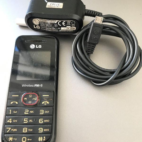 Carregador de parede lg sta-u35bd + celular