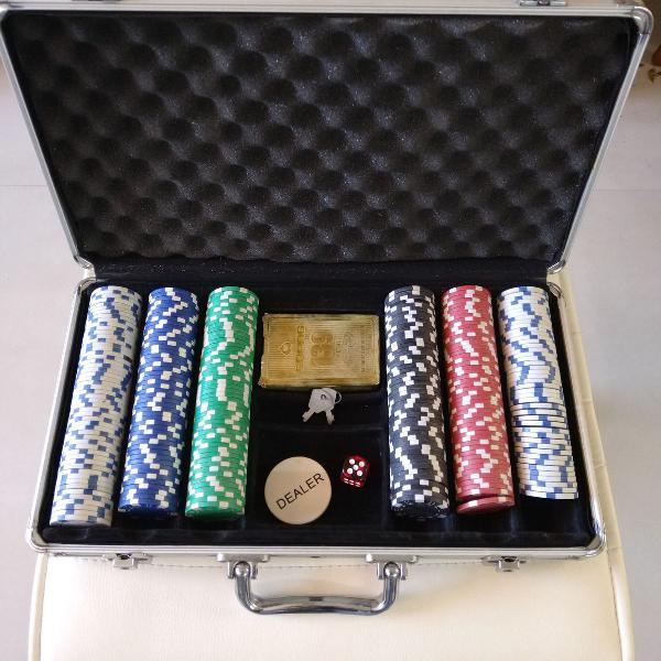 Kit fichas de poker