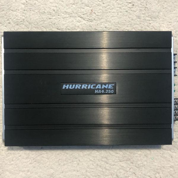Módulo som hurricane 4.250