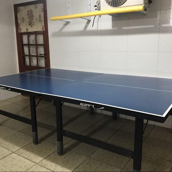 Mesa de ping pong profissional klopf