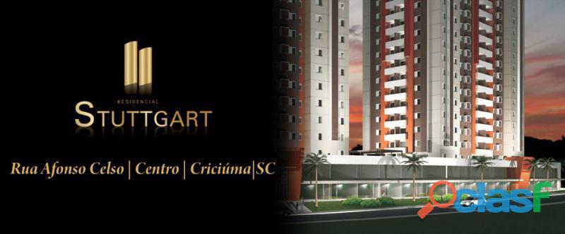 Stuttgrt residencial bairro centro criciúma