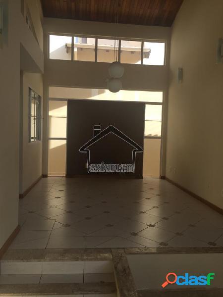 Vende aluga casa condomínio villaggio bauru