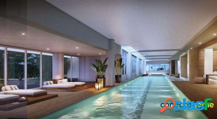 Apartamento de 250 m², 4 suítes e 4 vagas na chácara santo antônio