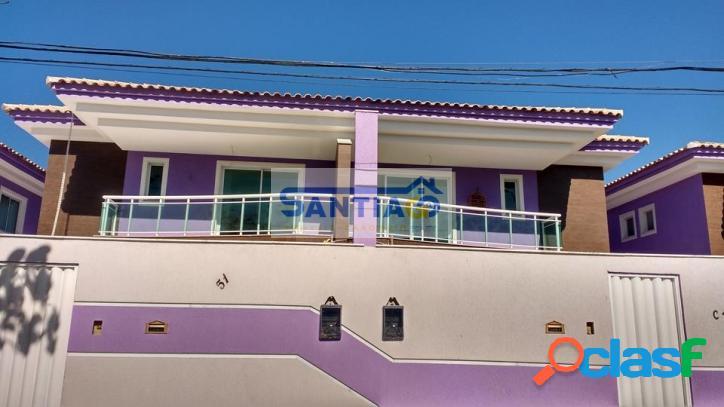 Casa duplex independente 4 quartos no bairro palmeiras