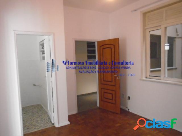 Apartamento com 01 quarto para venda e locação na rua lauro muller em botafogo, rio de janeiro - rj