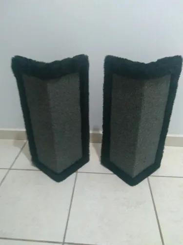 2 arranhadores para gatos,protetor de sofá e cama box