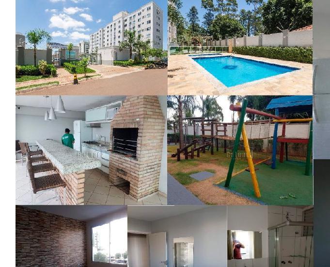 Alugo apartamento 02 quartos em londrina