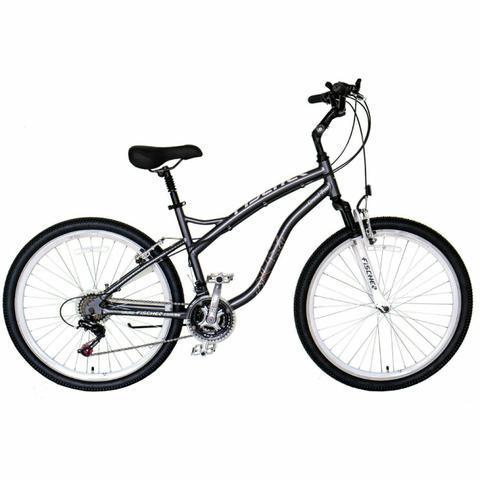 Bike bicicleta fischer grand tour (usada)