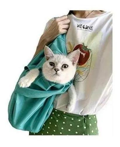 Bolsa para gatos