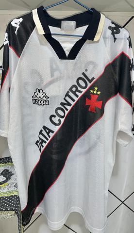 Camisa vasco kappa data control gg