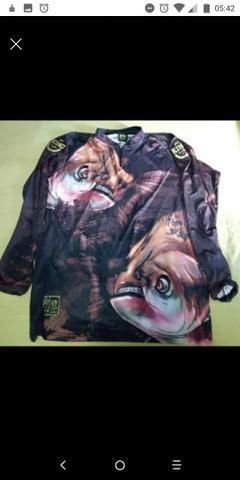 Camisa pescador king