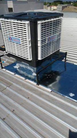 Climatizador industrial e comercial (instalação inclusa)