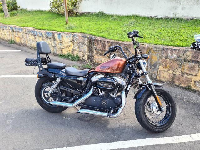 Harley davidson 1200 sportster - forty eight 2014 - xl 1200x