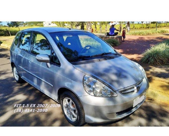 Honda fit 1.5 ex 20072008 relíquia à venda