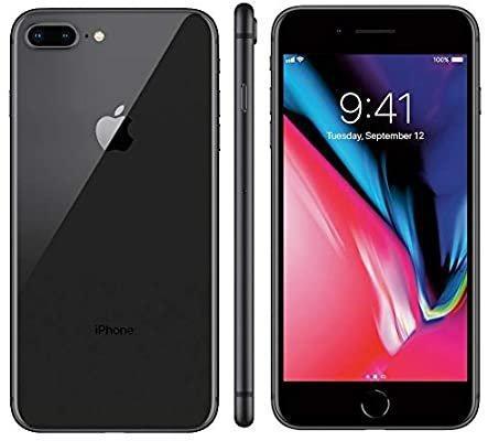 Iphone 8 plus apple 64gb cinza espacial tela retina hd 5,5
