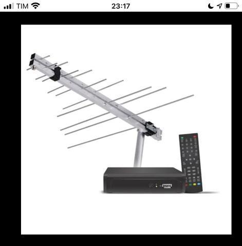 Instalação e manutenção de antenas e cftv câmeras via