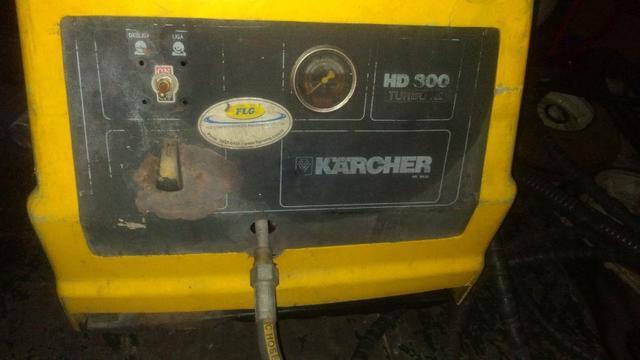 Lavadora alta pressao karcher hd800 trifasica