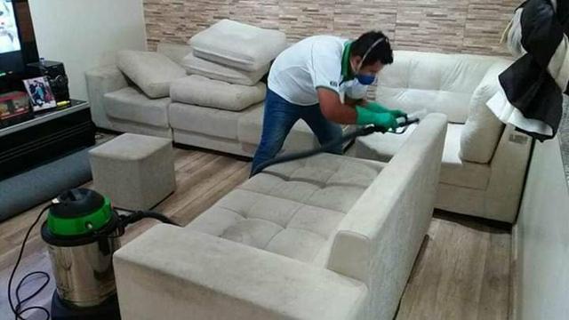 Lavagem a seco de sofás, colchões, tapetes, poltronas o