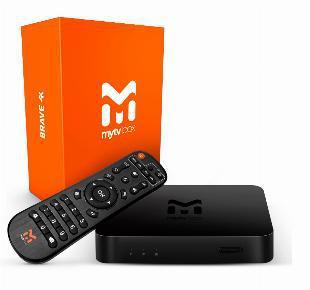 MYTV BOX 4k