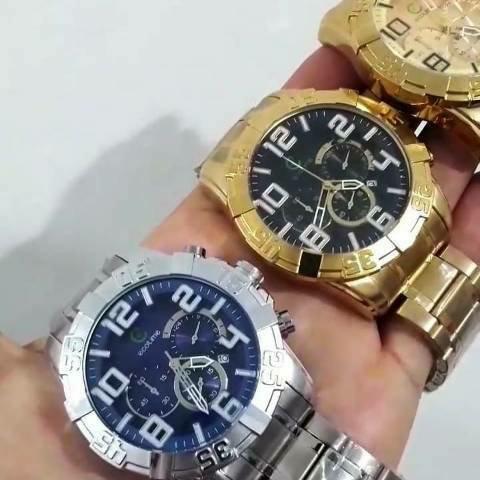 Relógio ecotime 100 r$ todo funcional