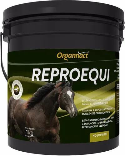 Repro equi 1 kg cavalo organnact reproequi