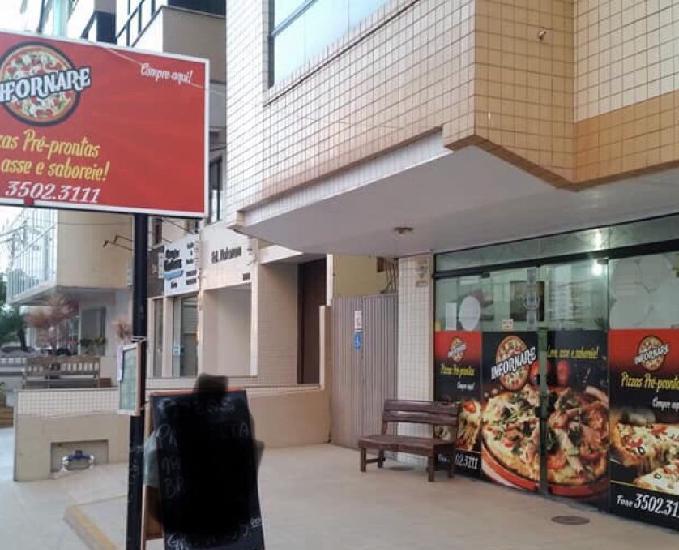 Vendo ou troco pizzaria de pizzas pré prontas