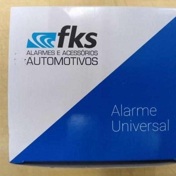 Alarme automotivo fks 902 sb universal