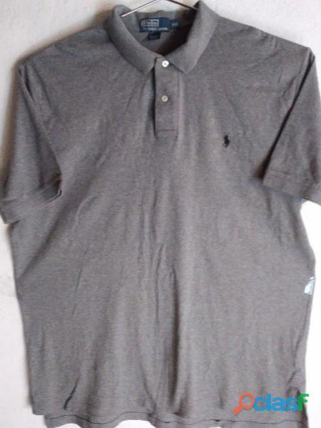 Camisa polo ralph lauren tamanho especial g1