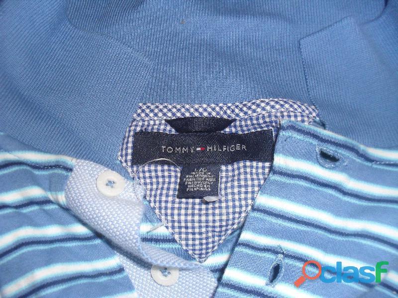 Camisa Polo Tommy Hilfiger Listrada GG Listrada 1
