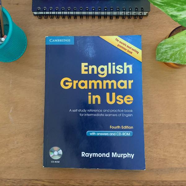 English grammar in use - 4a edição - com respostas e cd