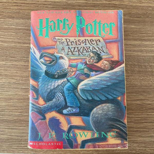 Harry potter and the prisoner of azkaban 1 edição