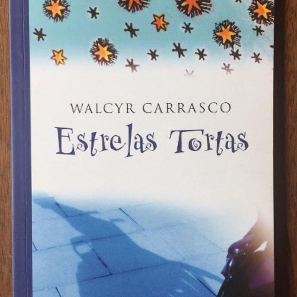 Livro de walcyr carrasco estrelas tortas
