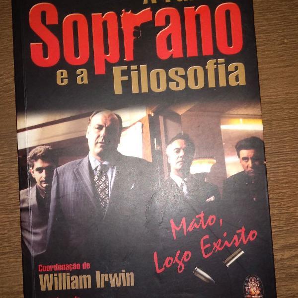 Livro família soprano e a filosofia