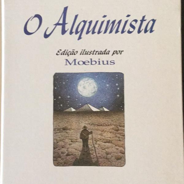 Livro alquimista 【 ANÚNCIO Setembro 】 | Clasf