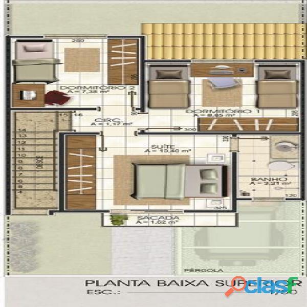 Residencial Olivenza bairro Naspolini 3