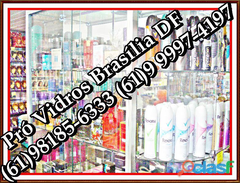 Vitrines Samambaia,(61)98185 6333,pronta entrega,em Brasília,DF,entorno 3