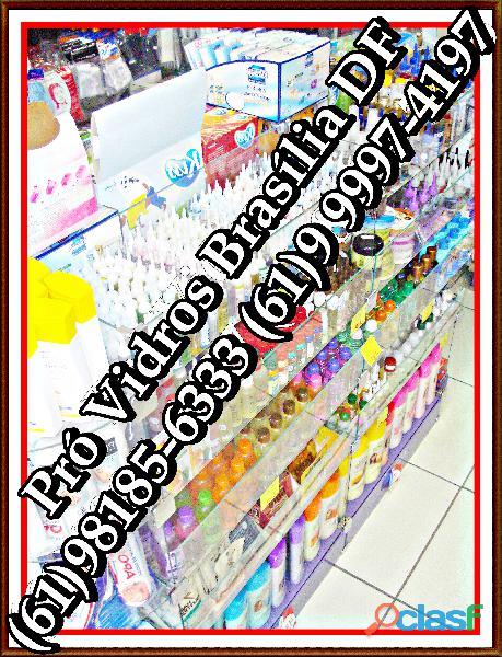 Vitrines Samambaia,(61)98185 6333,pronta entrega,em Brasília,DF,entorno 5