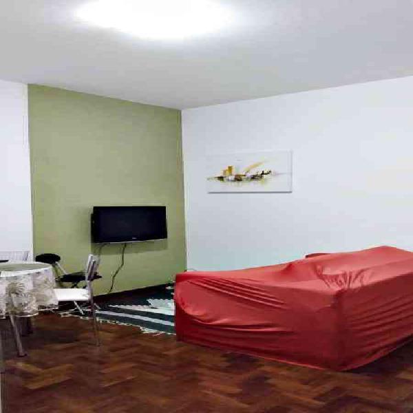 Apartamento, centro, 1 quarto, 1 suíte