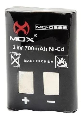 Bateria Mox 086b 3.6v 700mah Walk Talk Motorola Talk About