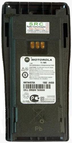 Bateria rádio ep450 dp450 motorola r