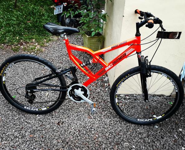 Bicicleta mormaii aro 26 bem nova(ler anuncio)