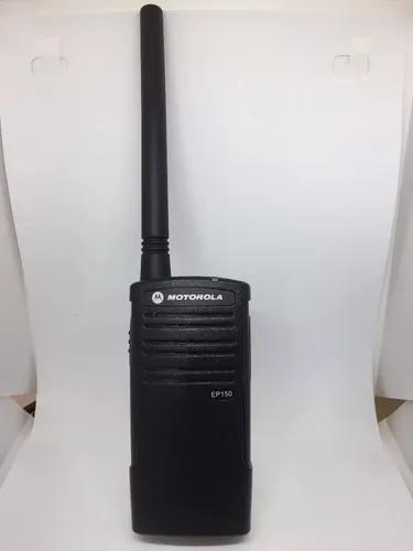 Caixa frontal motorola para rádio ep150 vhf