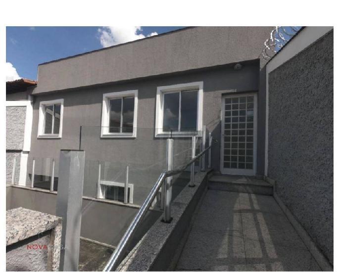 Casa com 3 dormitórios para alugar santa mônica bh