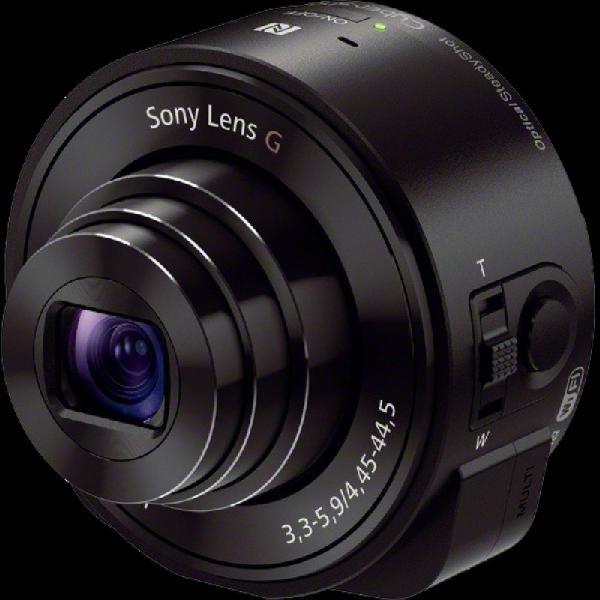 Câmera sony digital dsc-qx10