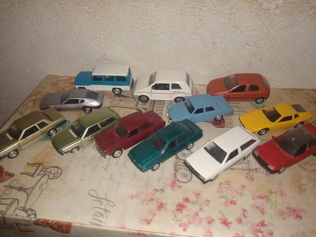 Coleção carrinhos original