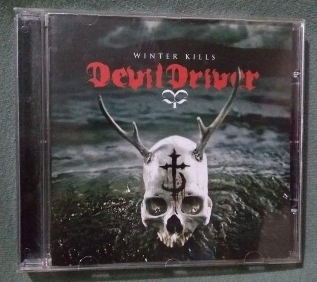 Devil driver winter kills cd import. argentina