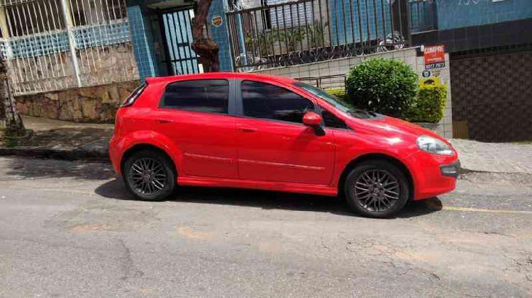 Fiat punto sporting 1.8 flex 8v/16v 5p
