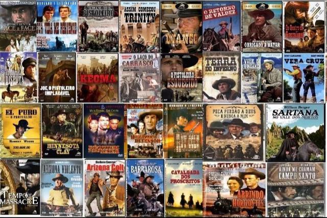 Filmes de faroeste antigos peça já o seu pedido