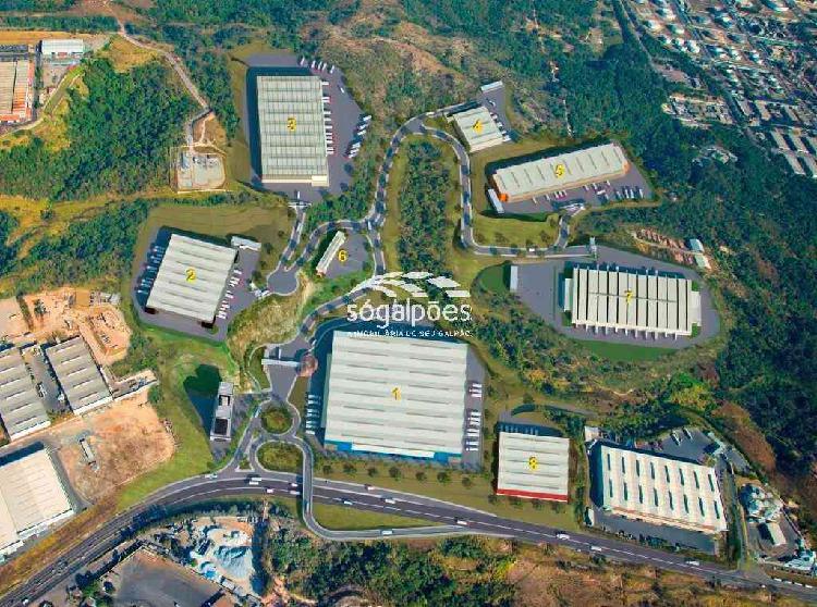 Galpão, distrito industrial jardim piemont norte