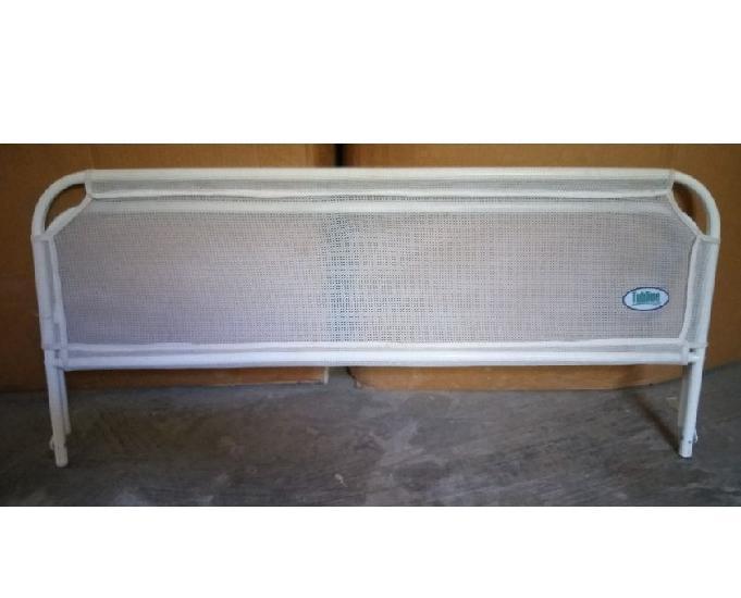 Grade de proteção e segurança para cama de idosos,